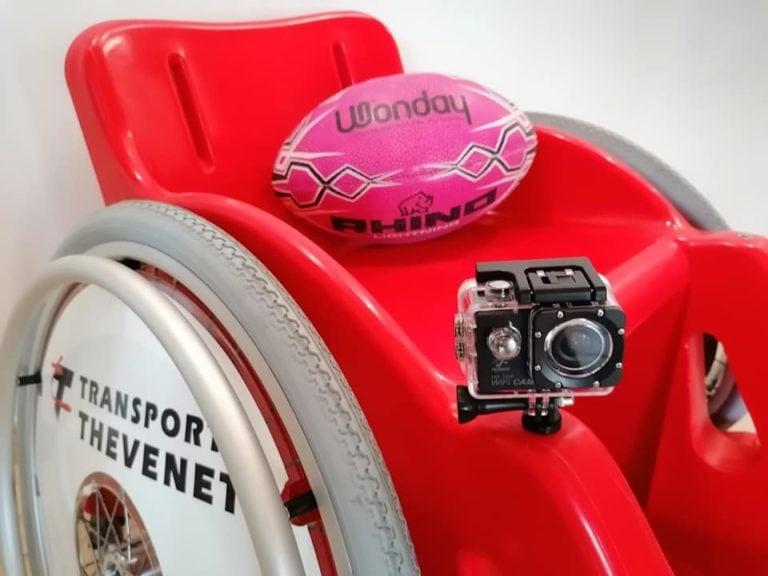 Sponsorisation Kids Moovin' (accès à la pratique du rugby fauteuil) (10/04/2020)