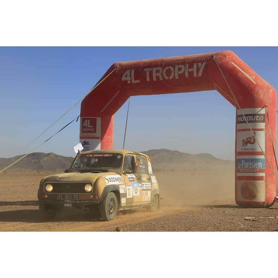 You are currently viewing Le 4L Trophy (29/09/2020)